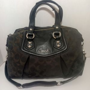 COACH SHOULDER BAG ASHLEY MADISON